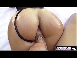 Big Round Ass Girl (kelsi monroe) Enjoy Anal Sex On Camera video-15