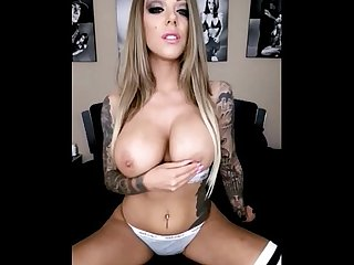 Hottest girl on the Internet, KARMA RX, taking it up the ass!! --ANAL--