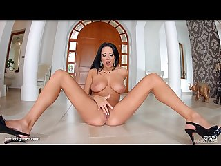 Anissa Kate big tit hottie gets her boobs fucked hard by Prime Cups