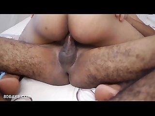 Rwaji and Hakim Fuck Bareback