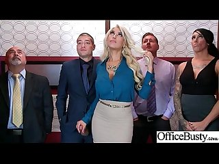 (Bridgette B) Sexy Big Tits Office Girl Love Hard Sex clip-05