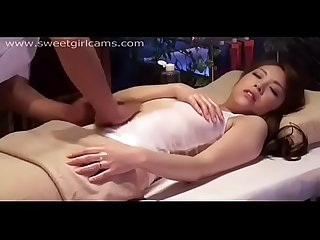 Asian Oil Massaging