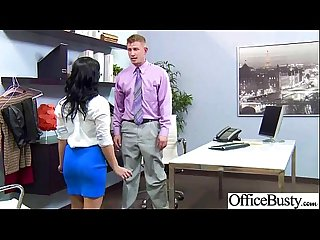 (casey cumz) Busty Hot Girl Hard Banged In Office video-10