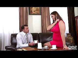 Busty BBW Sirale gets Stuffed Hard & Titty Fucked