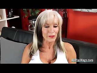 Mature Slut Enjoys Hard Anal Pounding